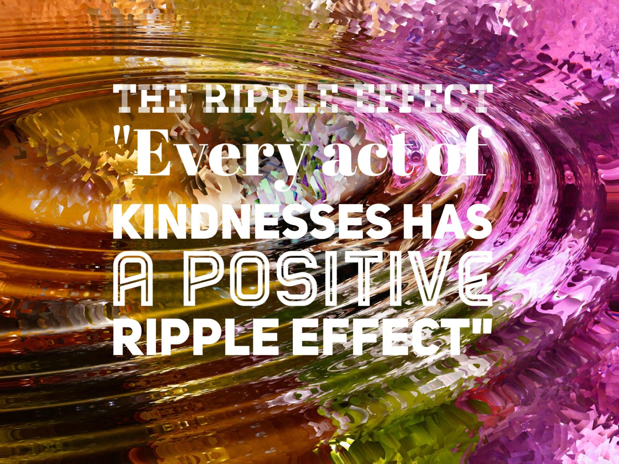 Ripple Effect, Miss Bs Resources, Butterfly Effect