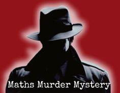 Inequalities maths murder mystery investigation